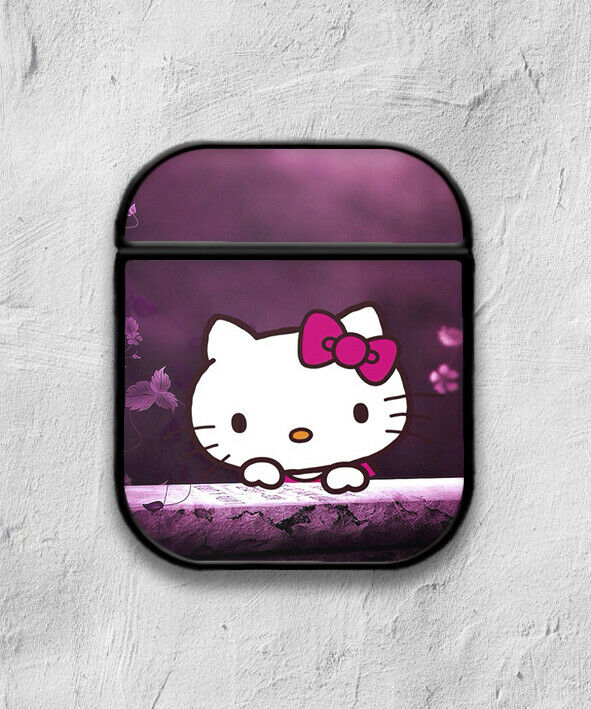Hello Kitty case for AirPods 1 2 3 Pro protective cover skin 03