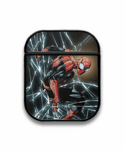 Load image into Gallery viewer, Spider-Man Case for AirPods 1 2 3 Pro protective cover skin spm4