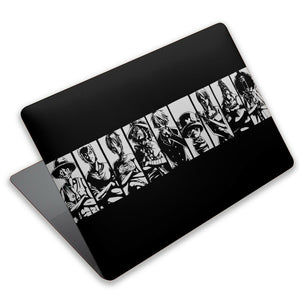 Anime One Piece MacBook case for Mac Air Pro M1 13 16 Cover Skin SN162