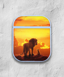 The Lion King Disney Case for AirPods 1 2 3 Pro protective cover skin 01