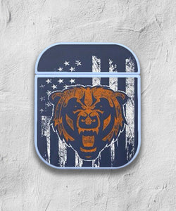 Sport Design Bear Case for AirPods 1 2 3 Pro protective cover skin chb1