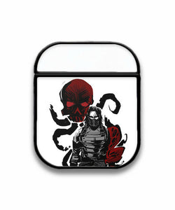 Winter Soldier Case for AirPods 1 2 3 Pro protective cover skin vs1