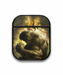 Hulk Case for AirPods 1 2 3 Pro protective cover skin hl5