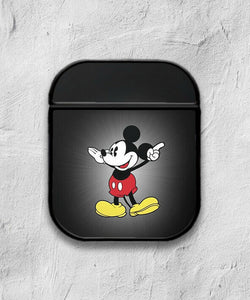 Mickey Mouse Disney Case for AirPods 1 2 3 Pro protective cover skin 01