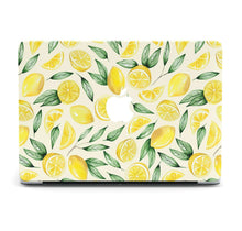 Load image into Gallery viewer, Lemon Lime Citron MacBook case for Mac Air Pro M1 13 16 Cover Skin SN99