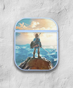 The Legend of Zelda Case for AirPods 1 2 3 Pro protective cover skin 04