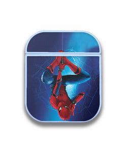 Spider-Man Case for AirPods 1 2 3 Pro protective cover skin spm3
