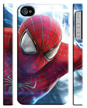 Load image into Gallery viewer, Iphone 4s 5s 6 6S 7 8 X XS Max XR 11 Pro Plus Cover Case Amazing Spider-Man Hero