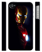 Load image into Gallery viewer, Iphone 4s 5 6 6S 7 8 X XS Max XR 11 Pro Plus Case Iron Man Hero Cartoon Comics