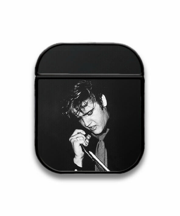Elvis Presley Case for AirPods 1 2 3 Pro protective cover skin 05