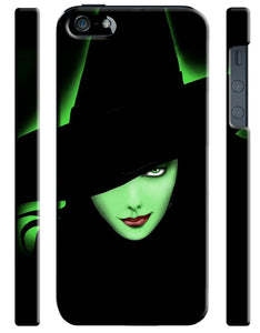Halloween Green Witch Horror Iphone 4s 5s 5c 6S 7 8 X XS Max XR 11 Pro Plus Case