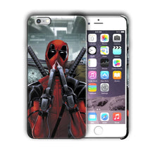Load image into Gallery viewer, Super Hero Deadpool Iphone 4 4s 5 5s 5c SE 6 6s 7 8 X XS Max XR Plus Case n2