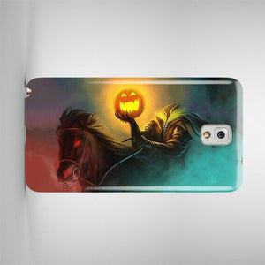 Halloween Trick Or Treat Samsung Galaxy S4 S5 S6 Edge Note 3 4 5 + Plus Case sg1