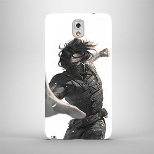 Civil War Winter Soldier Samsung Galaxy S4 S5 S6 7 8 Edge Note 3 4 5 Plus Case 2