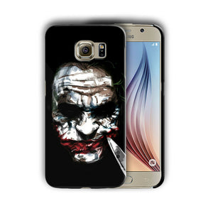 Villain Joker Samsung Galaxy S4 5 6 7 8 9 10 E Edge Note 3 - 10 Plus Case nn8