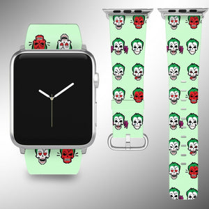 Joker Apple Watch Band 38 40 42 44 mm Series 1 2 3 4 5 Wrist Strap 4