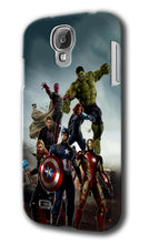 Load image into Gallery viewer, Avengers Age Of Ultron Samsung Galaxy S4 S5 S6 7 8 Edge Note 3 4 5 8 + Plus Case
