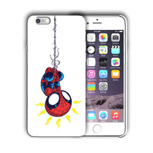 Load image into Gallery viewer, Super Hero Spider-Man Iphone 4s 5 SE 6 7 8 X XS Max XR 11 Pro Plus Case n2