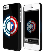 Load image into Gallery viewer, Captain America: Civil War Logo Iphone 4s 5 5s 5c 6 6S 7 8 X Plus Case Cover 20