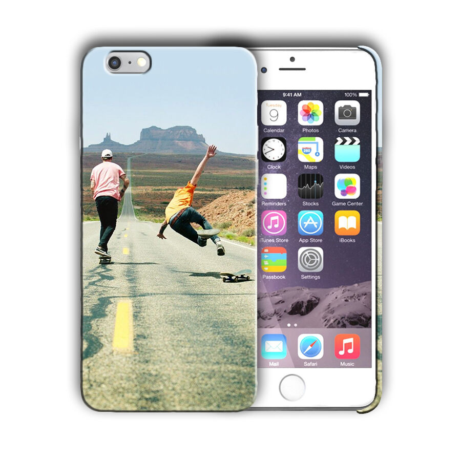 Extreme Sports Skateboarding Iphone 4 4s 5 5s 5c SE 6 6s 7 + Plus Case Cover 03