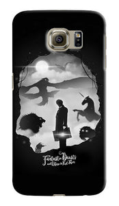 Fantastic Beasts Samsung Galaxy S4 5 6 7 Edge Note 3 4 5 Plus Case Cover 9