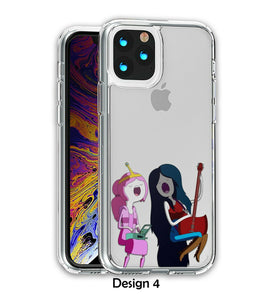 Adventure Time Case for iPhone 12 11 Pro Max XR SE X XS 8 7 6 silicone SN1