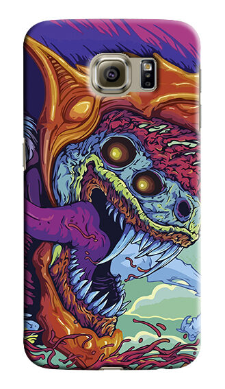 Hyper Beast Cs Go Galaxy S4 5 6 7 8 9 10 E Edge Note 3 4 5 8 9 + Plus Case 16