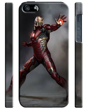 Load image into Gallery viewer, Iron Man Avengers Iphone 4s 5s 5c 6 6S 7 8 X XS Max XR Plus Cover Case Comics