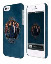 Load image into Gallery viewer, Fantastic Beasts Newt Scamander iPhone 4S 5 5S 5c 6 6S 7 + Plus SE Case Cover 3