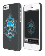Load image into Gallery viewer, Star Wars Sith Darth Maul Skull Logo Iphone 4 4s 5 5s 5c 6 6S + Plus Case Cover