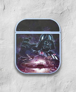 Star Wars Darth Vader case for AirPods 1 or 2 protective cover skin 08