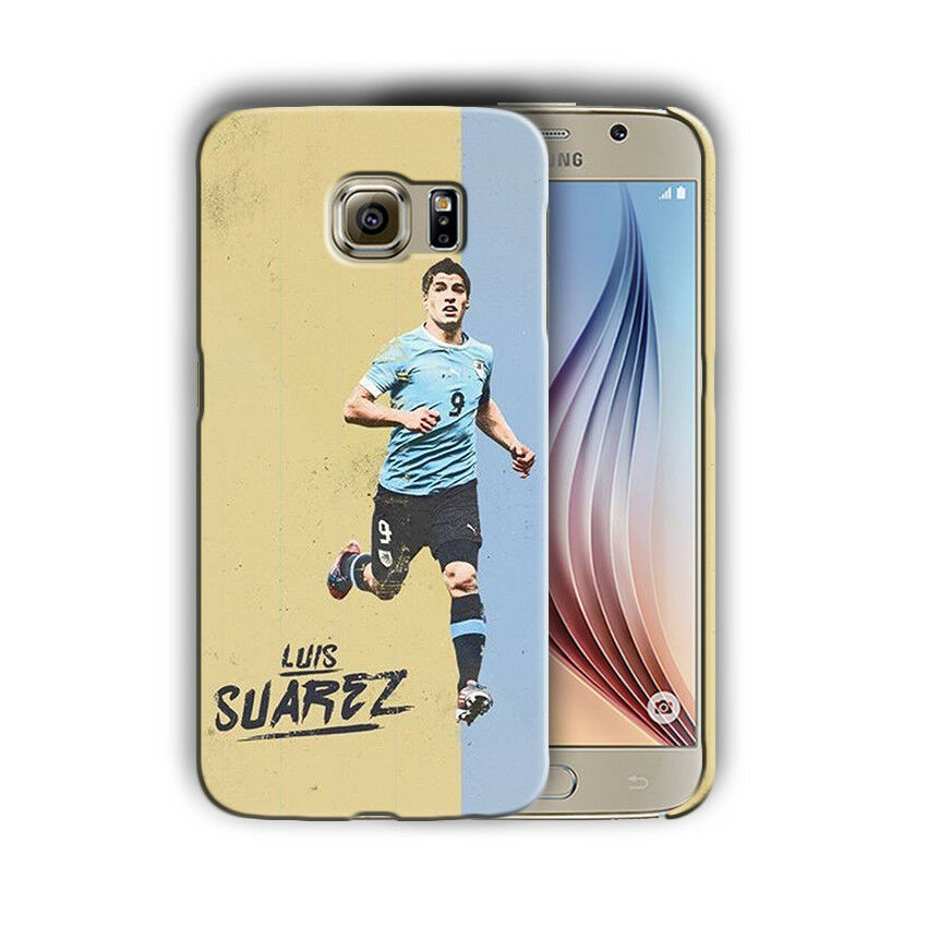 Luis Suarez Samsung Galaxy S4 5 6 7 8 9 Edge Note 3 4 5 8 9 Plus Case 4