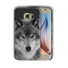 Load image into Gallery viewer, Animals Wolf Samsung Galaxy S4 S5 S6 S7 S8 Edge Note 3 4 5 8 + Plus Case n2