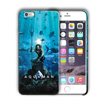 Load image into Gallery viewer, Super Hero Aquaman Iphone 4 4s 5 5s 5c SE 6 6s 7 8 X XS Max XR Plus Case n10