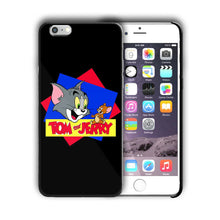 Load image into Gallery viewer, Animation Tom And Jerry Iphone 4s 5 5s 5c SE 6 6s 7 8 X XS Max XR Plus Case 01