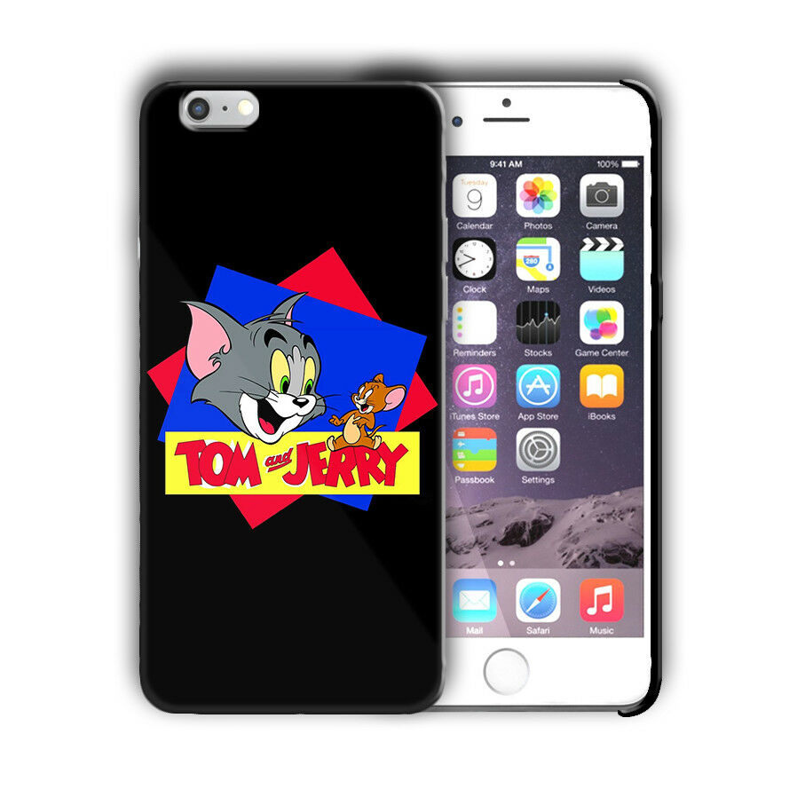 Animation Tom And Jerry Iphone 4s 5 5s 5c SE 6 6s 7 8 X XS Max XR Plus Case 01