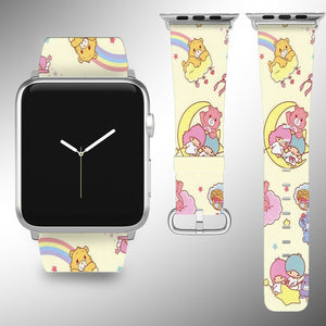 Bear Apple Watch Band 38 40 42 44 mm Disney Series 5 1 2 3 4 Wrist Strap