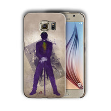 Load image into Gallery viewer, Super Villain Joker Samsung Galaxy S4 5 6 7 8 9 10 E Edge Note Plus Case n11