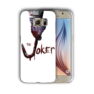 Super Villain Joker Samsung Galaxy S4 S5 S6 S7 S8 Edge Note 3 - 9 Plus Case n9