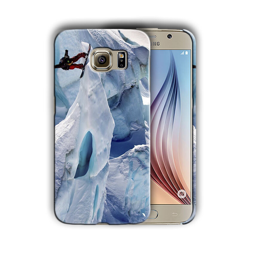 Extreme Sports Snowboarding Galaxy S4 S5 S6 S7 Edge Note 3 4 5 Plus Case 10