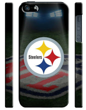Load image into Gallery viewer, Pittsburgh Steelers Case for Iphone 6 7 Plus 8 11 Pro Cover and other models s6