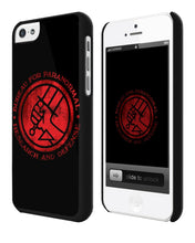 Load image into Gallery viewer, Iphone 4s 5s 5c SE 6S 7 8 X XS Max XR Plus Case Cover Hellboy Logo Comics 3