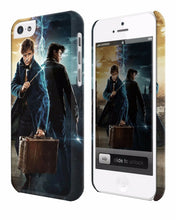 Load image into Gallery viewer, Fantastic Beasts Newt Scamander iPhone 4S 5S 5c 6S 7 8 X XS Max XR Plus SE Case