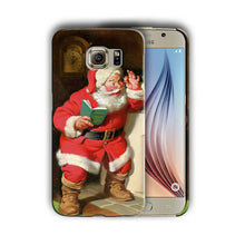 Load image into Gallery viewer, Santa Claus Christmas Samsung Galaxy S4 5 6 7 8 9 10 E Edge Note Plus Case 1