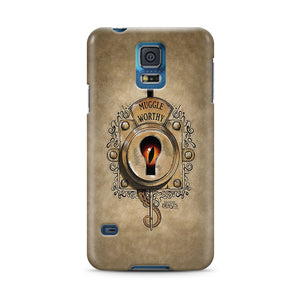 Fantastic Beasts Samsung Galaxy S4 5 6 7 Edge Note 3 4 5 Plus Case Cover 10