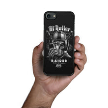 Load image into Gallery viewer, Oakland Raiders TPU bumper case cover for iphone 5 6 7 8 plus X XS Max XR