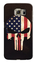 Load image into Gallery viewer, The Punisher Logo Samsung Galaxy S4 5 6 7 8 9 10 E Edge Note 3 - 10 Plus Case 1