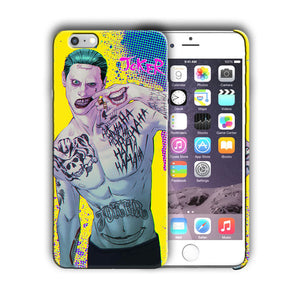 Super Villain Joker Iphone 4s 5 5s SE 6 6s 7 8 X XS Max XR 11 Pro Plus Case n7