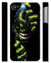 Load image into Gallery viewer, The Incredible Hulk Marvel Iphone 4s 5 6 7 8 X XS Max XR 11 Pro Plus Case