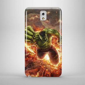 The Incredible Hulk Samsung Galaxy S4 S5 S6 S7 S8 Edge Note 3 4 5 + Plus Case 8